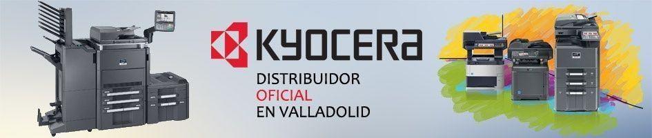 Distribuidor Oficial Kyocera Valladolid